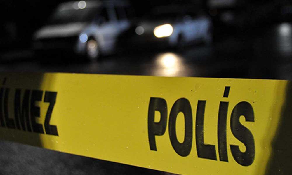 Aksaray'da motosiklet kum yığınına çarptı : 1 ölü, 1 yaralı