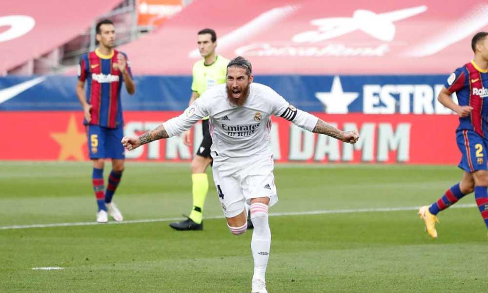 El Clasico'da Madrid rüzgarı