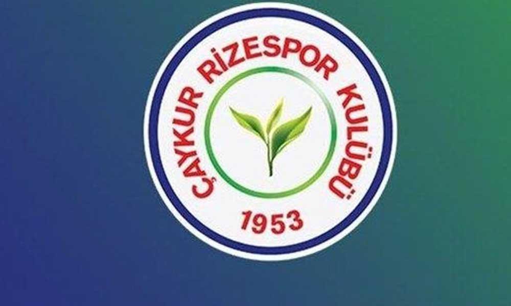 Çaykur Rizespor Kulübü'nde iki futbolcu koronavirüse yakalandı