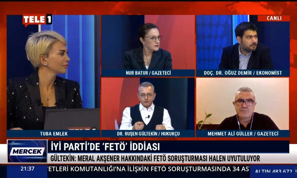 Ruşen Gültekin: Meral Akşener'e 'FETÖ'cü diyorsunuz ama siz Cumhur İttifakı'na davet etmediniz mi?