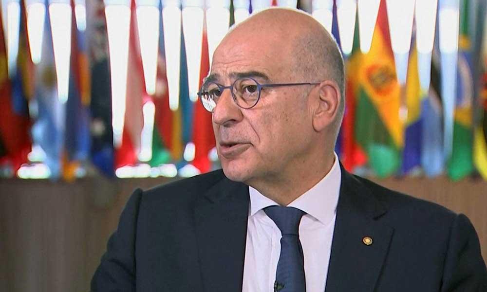 Yunanistan Dışişleri Bakanı: Türkiye cihatçıların seyahat acentası haline geldi