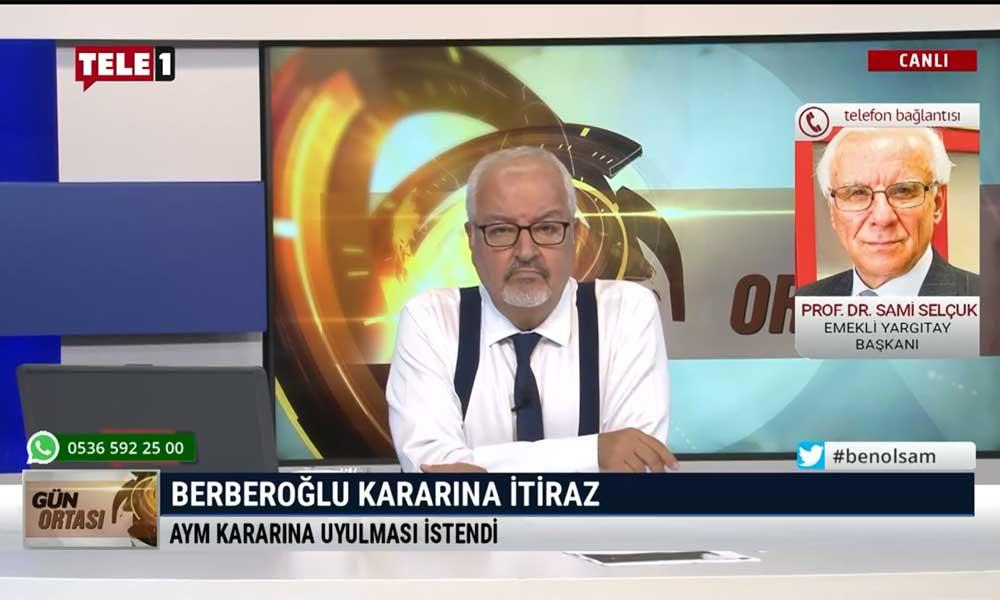 Sami Selçuk: Türkiye'de hukuk kavramları tam anlamıyla anlaşılmıyor, asıl sorun bu
