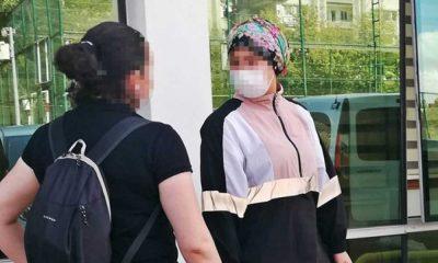 Şiddet uygulayan kocasını bıçaklayan kadın serbest bırakıldı