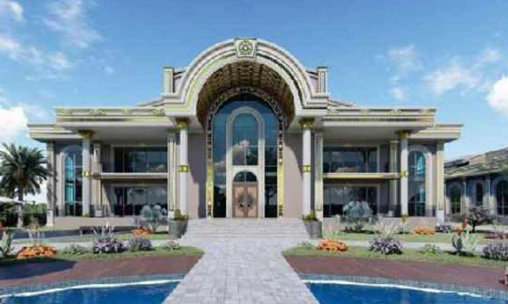 Katar Kraliyet ailesi için Yalova'da saray!