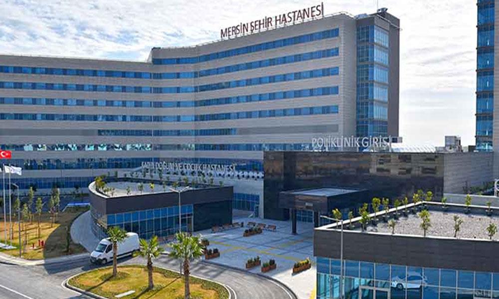 Şehir hastanesinin musluğundan ölümcül akciğer mikrobu akıyor
