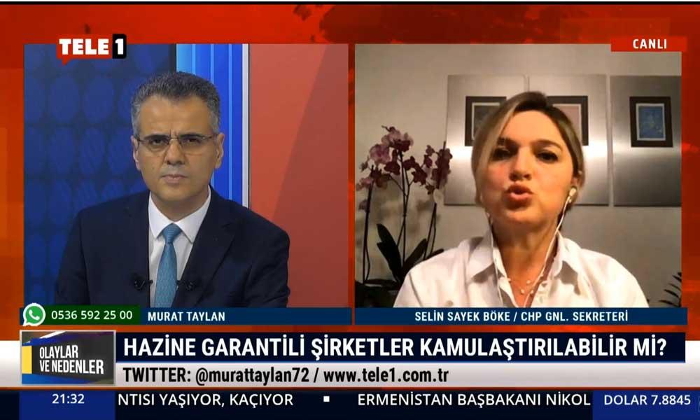 CHP Genel Sekreteri Selin Sayek Böke: Yarın sabah neye uyanacağımızı bilmiyoruz