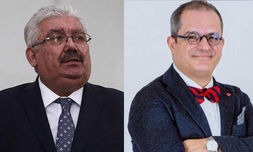 Doktor Çilingiroğlu'nu tehdit eden MHP'li Semih Yalçın'a dava