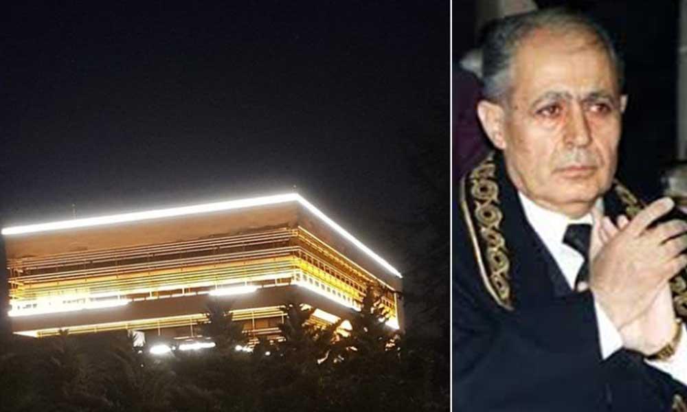 Ahmet Necdet Sezer Ankara'daki ışıkların neden açık olduğunu açıkladı