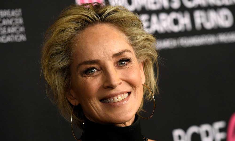 Sharon Stone: Flört uygulamasından atıldım