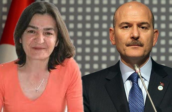 Süleyman Soylu'nun Müyesser Yıldız'a hakareti 'bakanlık görevi' sayıldı