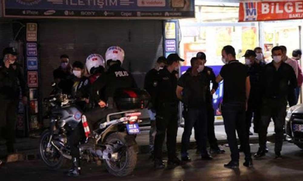 Gaziantep'te bombalı saldırı son anda engellendi
