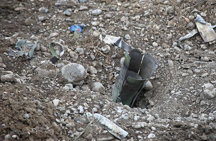 Ermenistan'dan Nahçıvan'a roketli saldırı