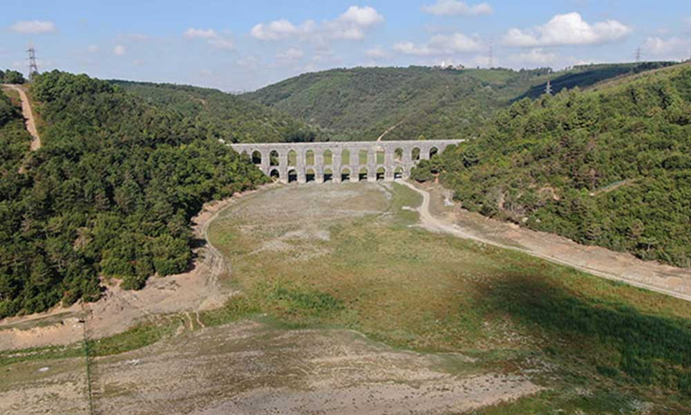 İstanbul barajlarında alarm: Barajlar sadece 5 milyonluk nüfusa yeter