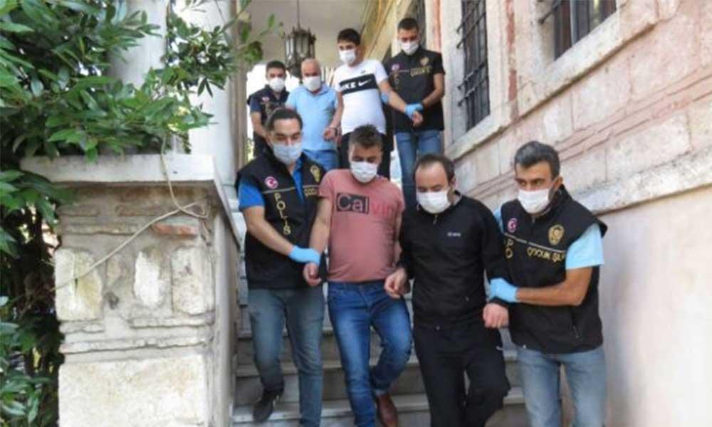 Suriyeli çocukları zorla dilendiren 18 zanlı adliyeye sevk edildi