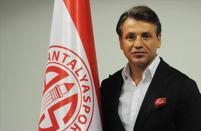 Antalyaspor'da, Tamer Tuna dönemi sona erdi