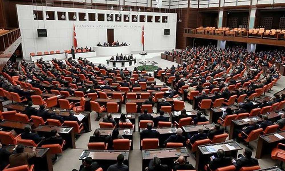 HDP'li 11 milletvekilinin dokunulmazlığının kaldırılmasına ilişkin dosyalar TBMM'de