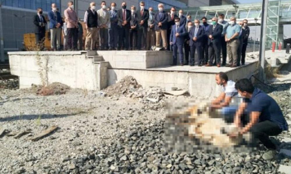 TCDD kazaları 'kurbanla' önleyecek