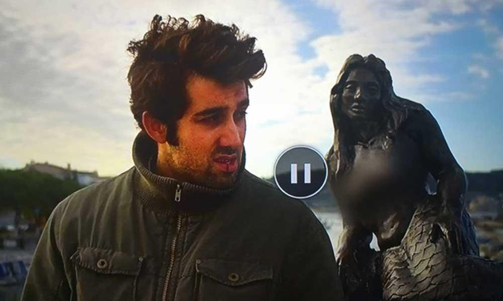Tivibu, Ahlat Ağacı filmindeki kadın heykelini sansürledi