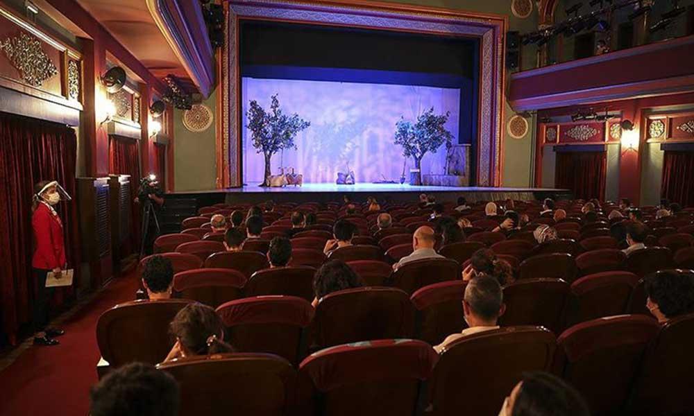 Kültür ve Turizm Bakanlığı'ndan özel tiyatrolara ilişkin açıklama