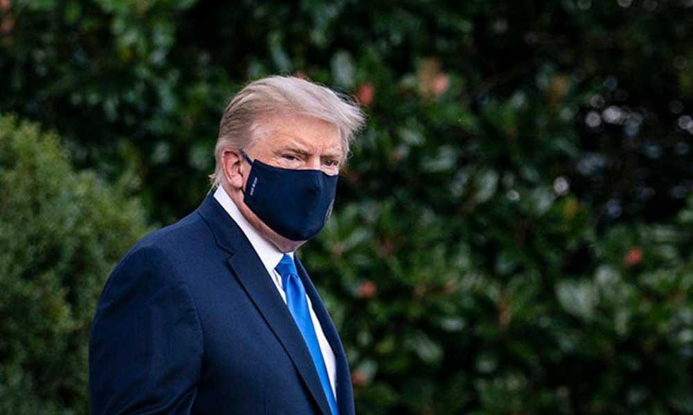 Koronavirüse yakalanan Trump'ın doktorundan flaş açıklama!