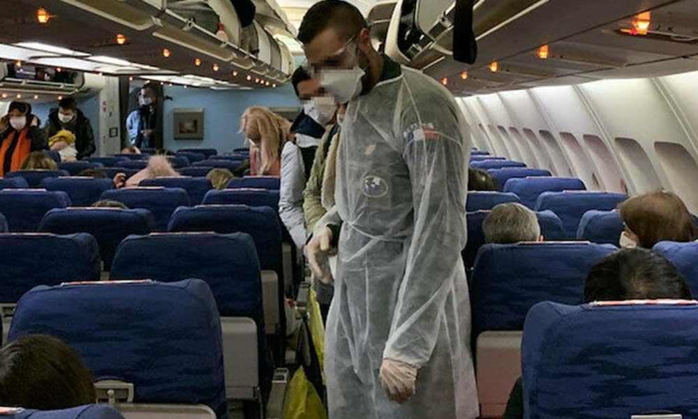 'Uçağa binmek, alışveriş yapmaktan daha güvenli'