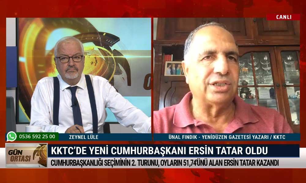 Ünal Fındık: Kuzey Kıbrıs'ta işadamları çalışanları tehdit etti, paralar dağıtılarak seçmen satın alındı