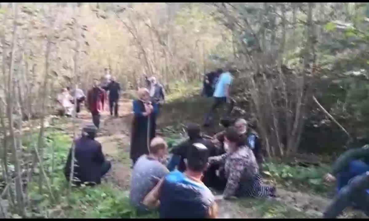 Maden çalışmalarına direnen Ünyeli yurttaşlar gözaltına alındı