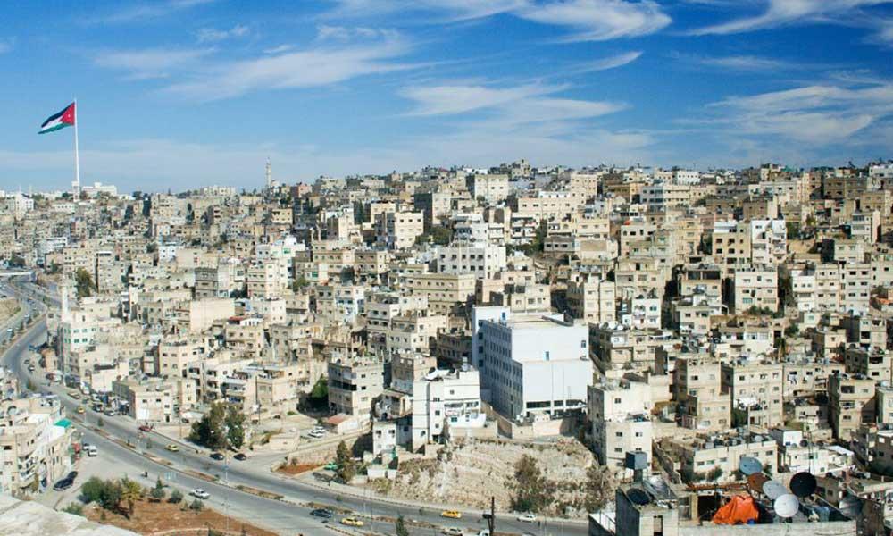 Ürdün'de sokağa çıkma yasağı