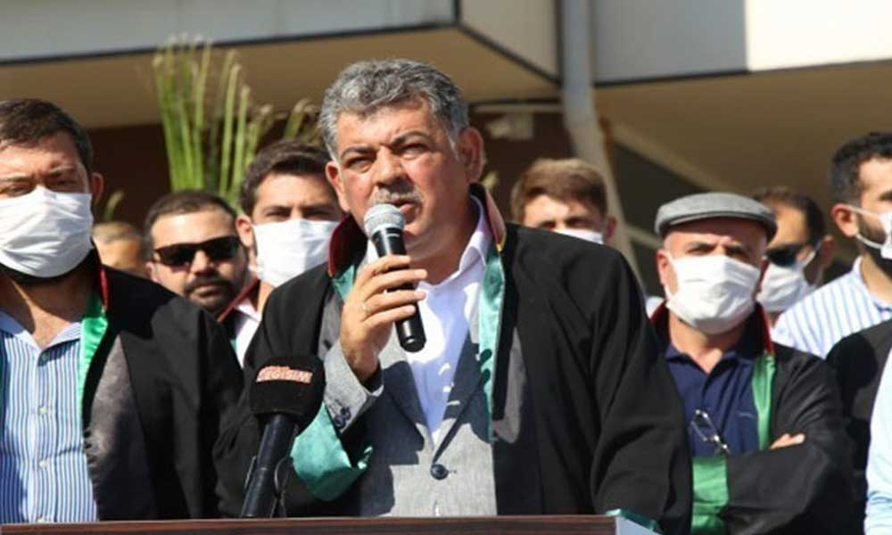 Urfa Baro Başkanı Öncel ve 25 avukat hakkında soruşturma!