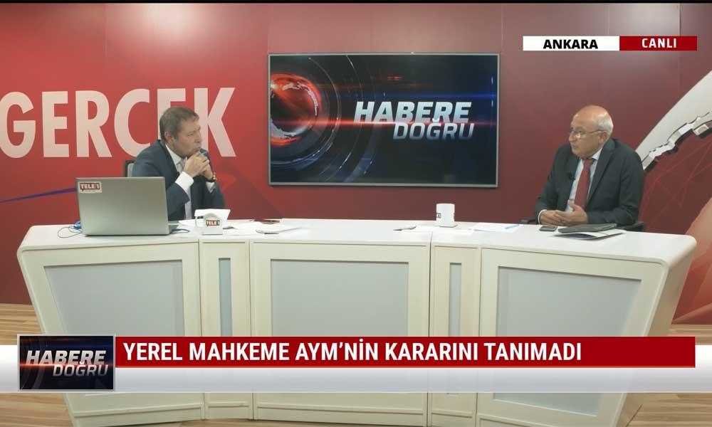 CHP Eskişehir Milletvekili Utku Çakırözer: Bu karar yargıdaki siyasallaşmayı net olarak göstermektedir