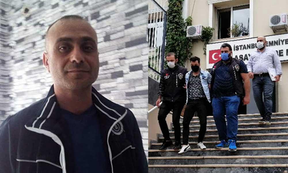 Üvey babasını öldüren 19 yaşındaki şahıs Beyoğlu'nda yakalandı