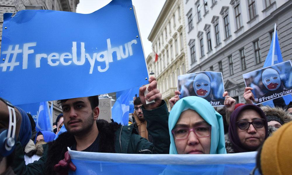 39 ülkenin 'Uygurlar' için çağrısına Türkiye katılmadı