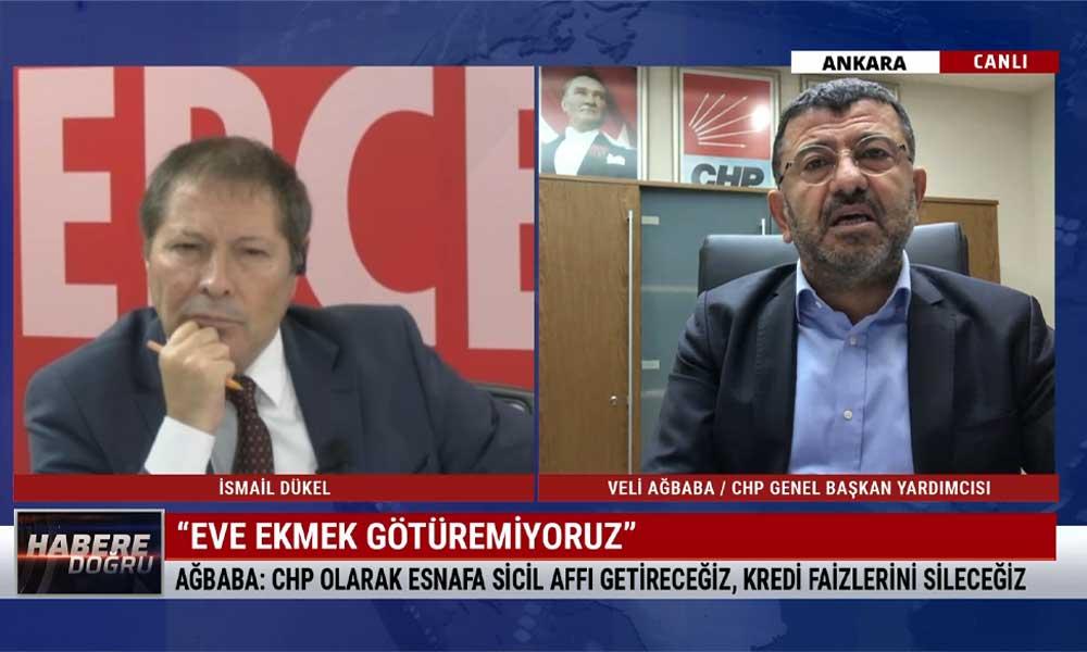 Veli Ağbaba: Türkiye yönetilemeyen, Orta Doğu'da itibarı olmayan bir ülke oldu