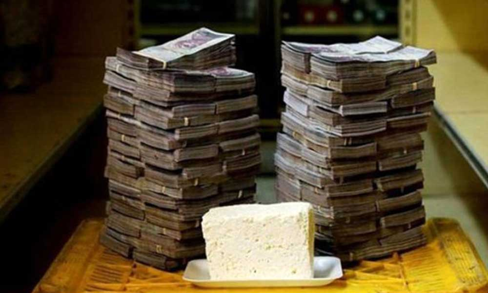 Türkiye'nin 500 ton peynir alacağı Venezuela'da peynir asgari ücretten pahalı