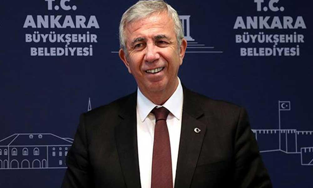 Mansur Yavaş'tan öğrencilere müjde: Türkiye'de bir ilk!