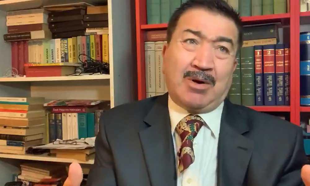 Tiyatrocu Turgay Yıldız, Sağlık Bakanı Koca'yı tiye aldı