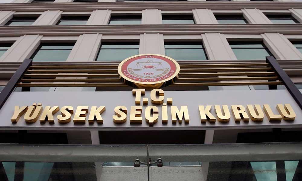 YSK, baroların 'seçim erteleme' kararının iptali talebini reddetti