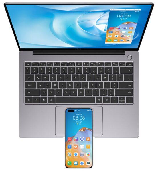 MateBook 14 : Macbook Air'i zor durumda bırakacak