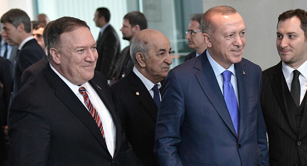 Pompeo: Avrupa ve ABD, Erdoğan'ı ikna için birlikte çalışmalı