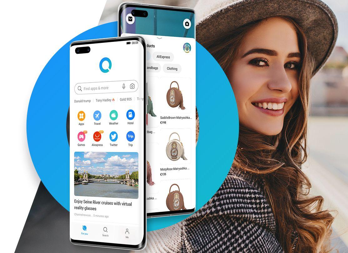 Petal Search : Eşsiz mobil arama deneyimi