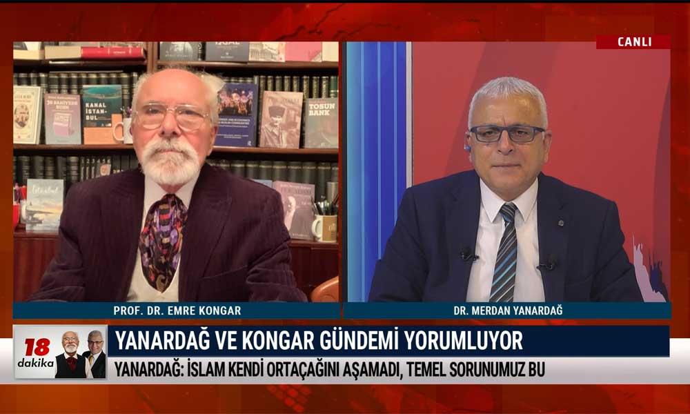 Cumhur İttifakı'nın şimdiki hedefi Kılıçdaroğlu'nu tutuklatmak mı? Merdan Yanardağ açıkladı