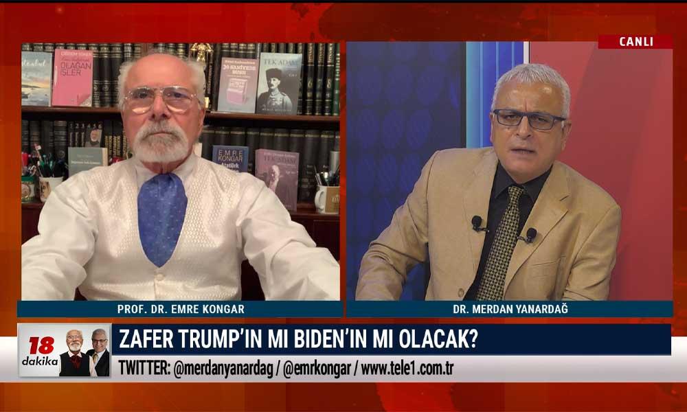 Merdan Yanardağ: Biden seçilirse AKP'yi zor günler bekliyor – 18 DAKİKA