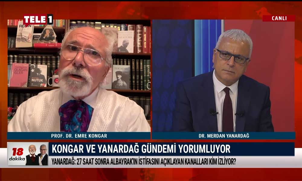 Merdan Yanardağ: Devlet yurttaşlarına karşı yalan söylüyor