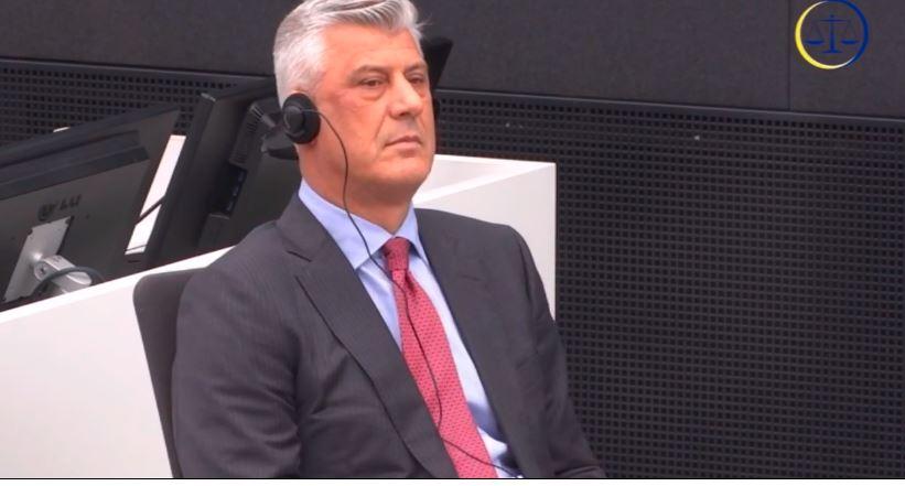 Kosova eski Cumhurbaşkanı hakim karşısına çıktı