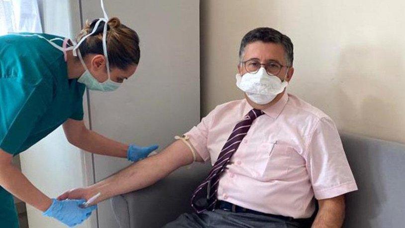Aşı deneyimini anlatan Necmettin Ünal'dan uyarı