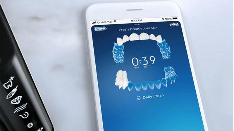 Genius X 2000N : Yapay zeka teknolojisine sahip diş fırcası