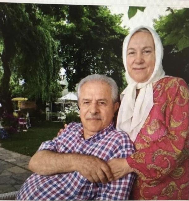 Koronavirüse yakalanan yaşlı çift, 2 gün arayla yaşamlarını yitirdi