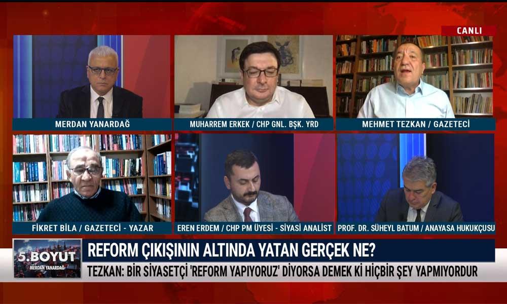HDP ve İyi Parti, Cumhur İttifakı'na mı çekilmeye çalışılıyor? – 5. BOYUT