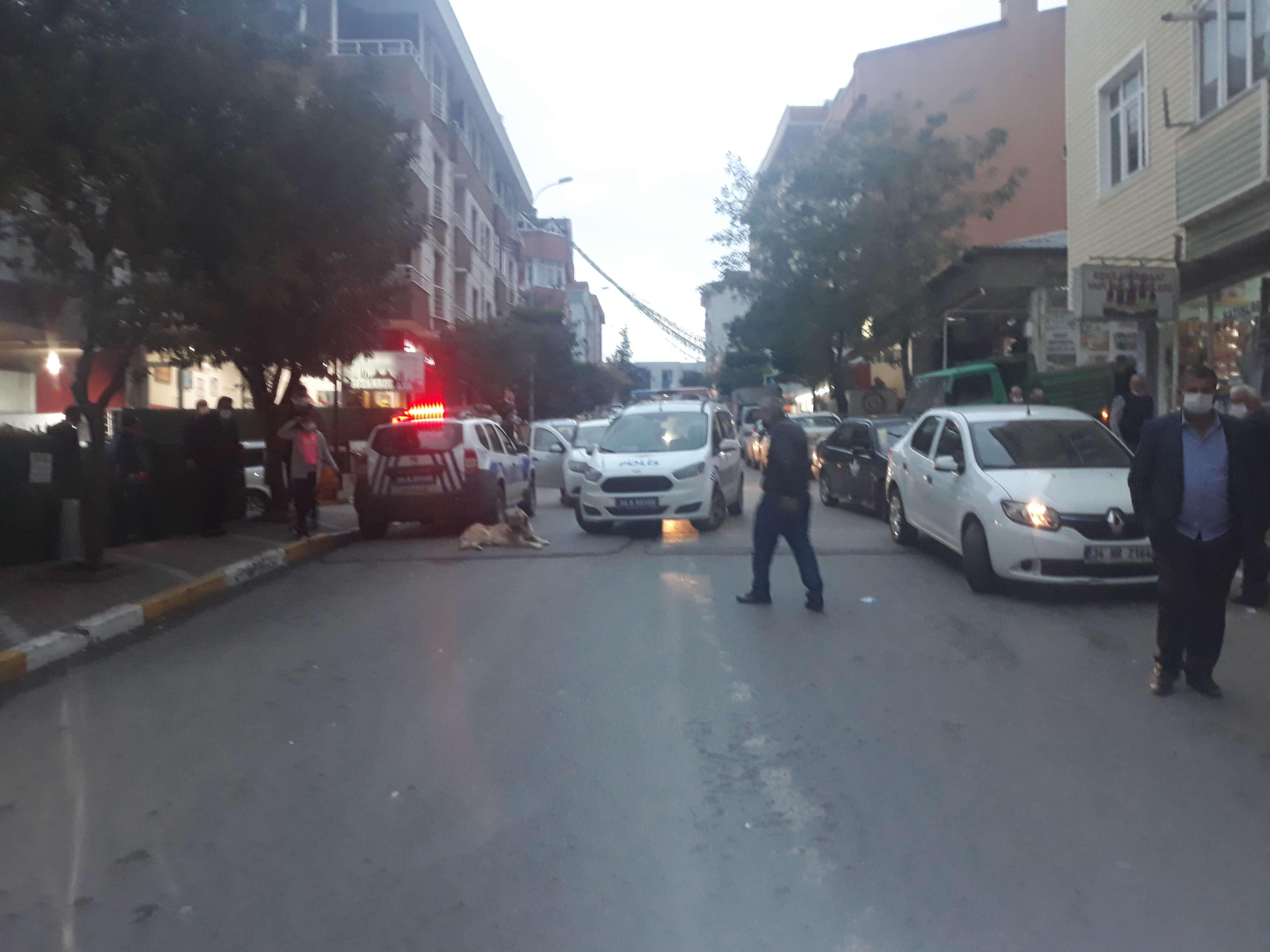 Tuzla'da silahlı saldırı: 2 yaralı