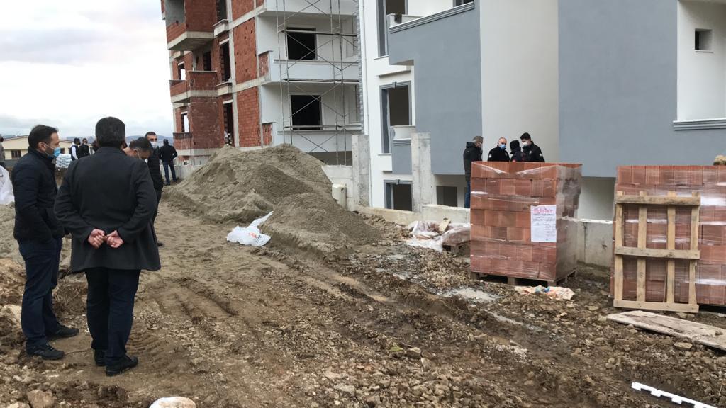 Kocaeli'de şüpheli ölüm: İnşaat bekçisinin cansız bedeni bulundu